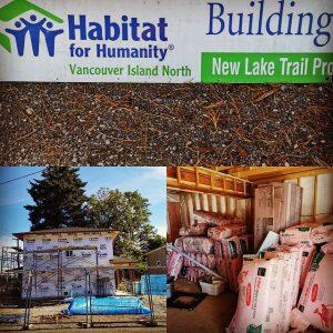 nanaimo insulation habitat for humanity