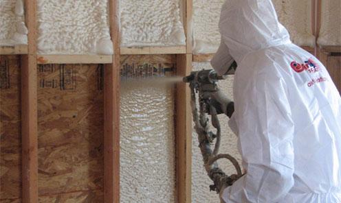 spray foam insulation nanaimo