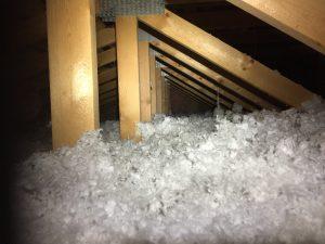 blown in attic insulation