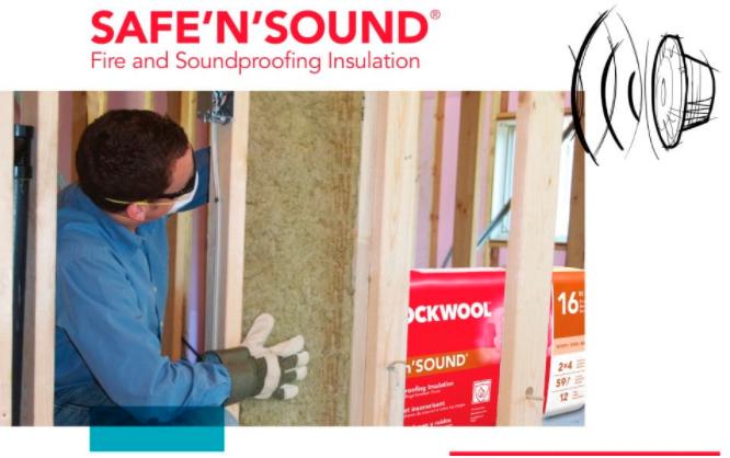 roxul safe n sound
